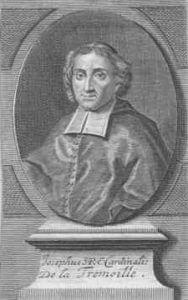 Joseph Emmanuel de la Tremoille.