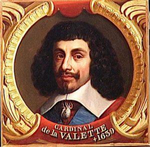 Louis de Nogaret de la Valette.